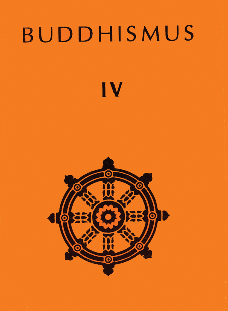 Buddhismus IV