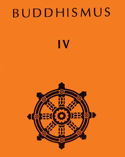 Buddhismus 4 (Antologie)