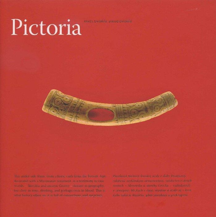 Pictoria - English / Slovenčina - (Najstaršie dejiny Slovenska v reči obrazov - The early history of