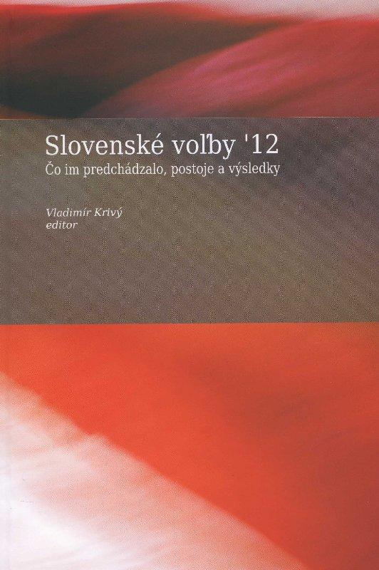 Slovenské voľby '12