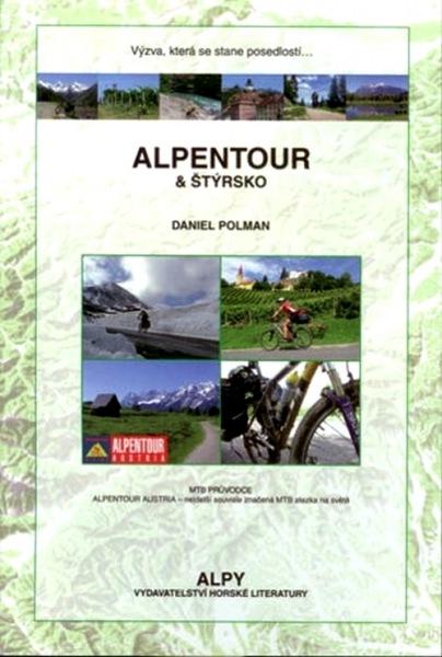 Alpentour a Štýrsko - MTB průvodce