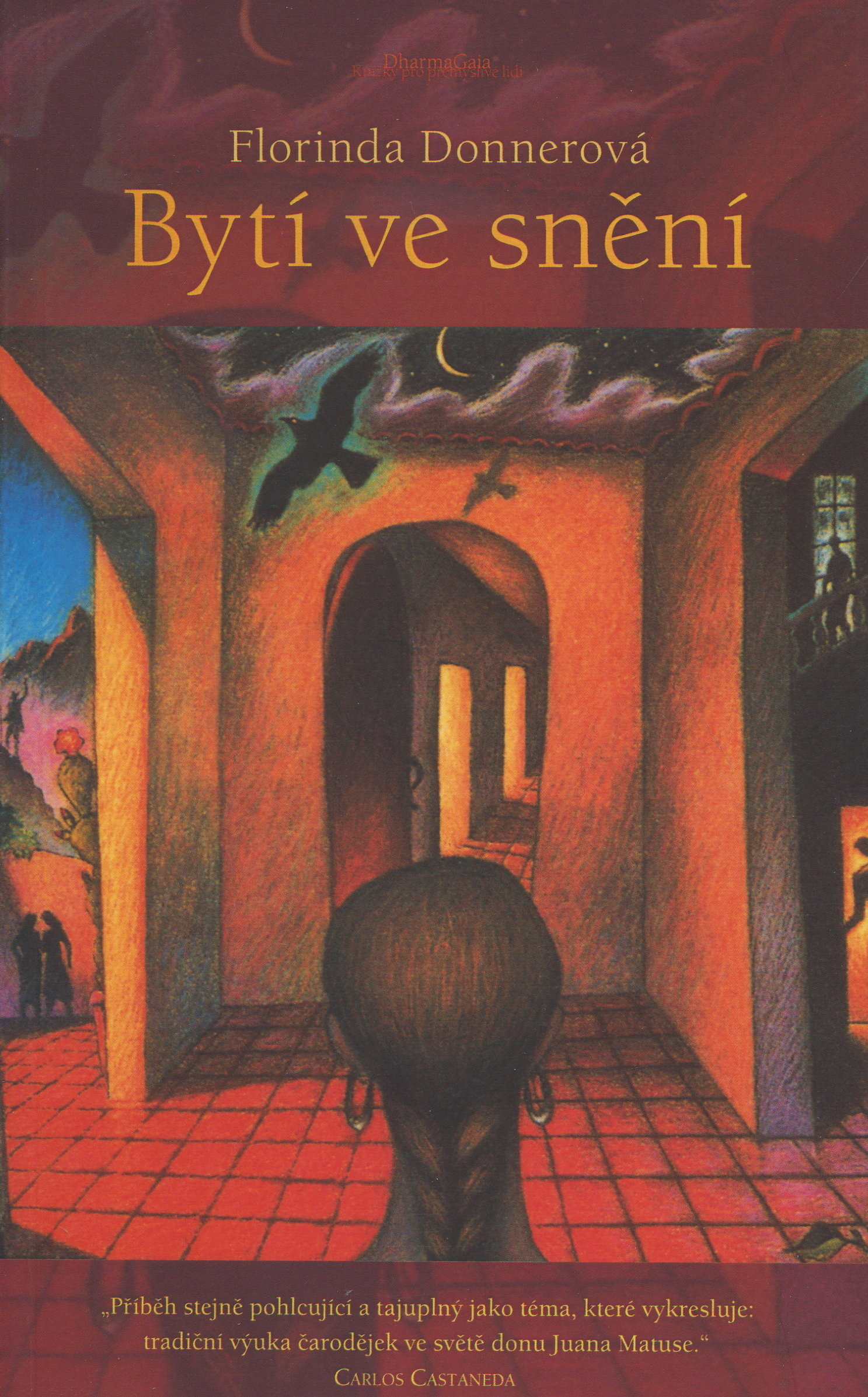 Bytí ve snění - Zasvěcení do světa čarodějů