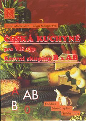 Česká kuchyně pro Váš typ - Krevní skupiny B a AB