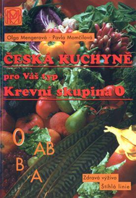 Česká kuchyně pro Váš typ - Krevní skupina 0
