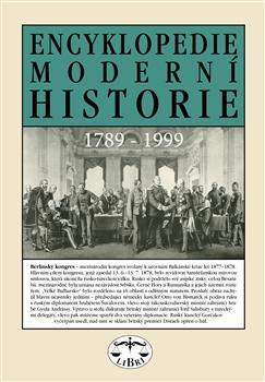 Encyklopedie moderní historie 1789-1999