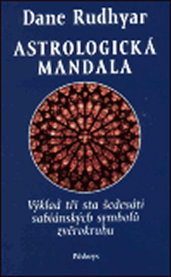 Astrologická mandala - Sabiánské symboly a jejich výklad ve 360 stupních zvěrokruhu