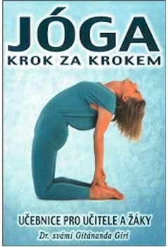 Jóga krok za krokem - Učebnice pro učitele i žáky