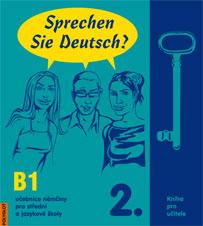 Sprechen Sie Deutsch? 2. - Kniha pro učitele - Učebnice němčiny pro střední a jazykové školy