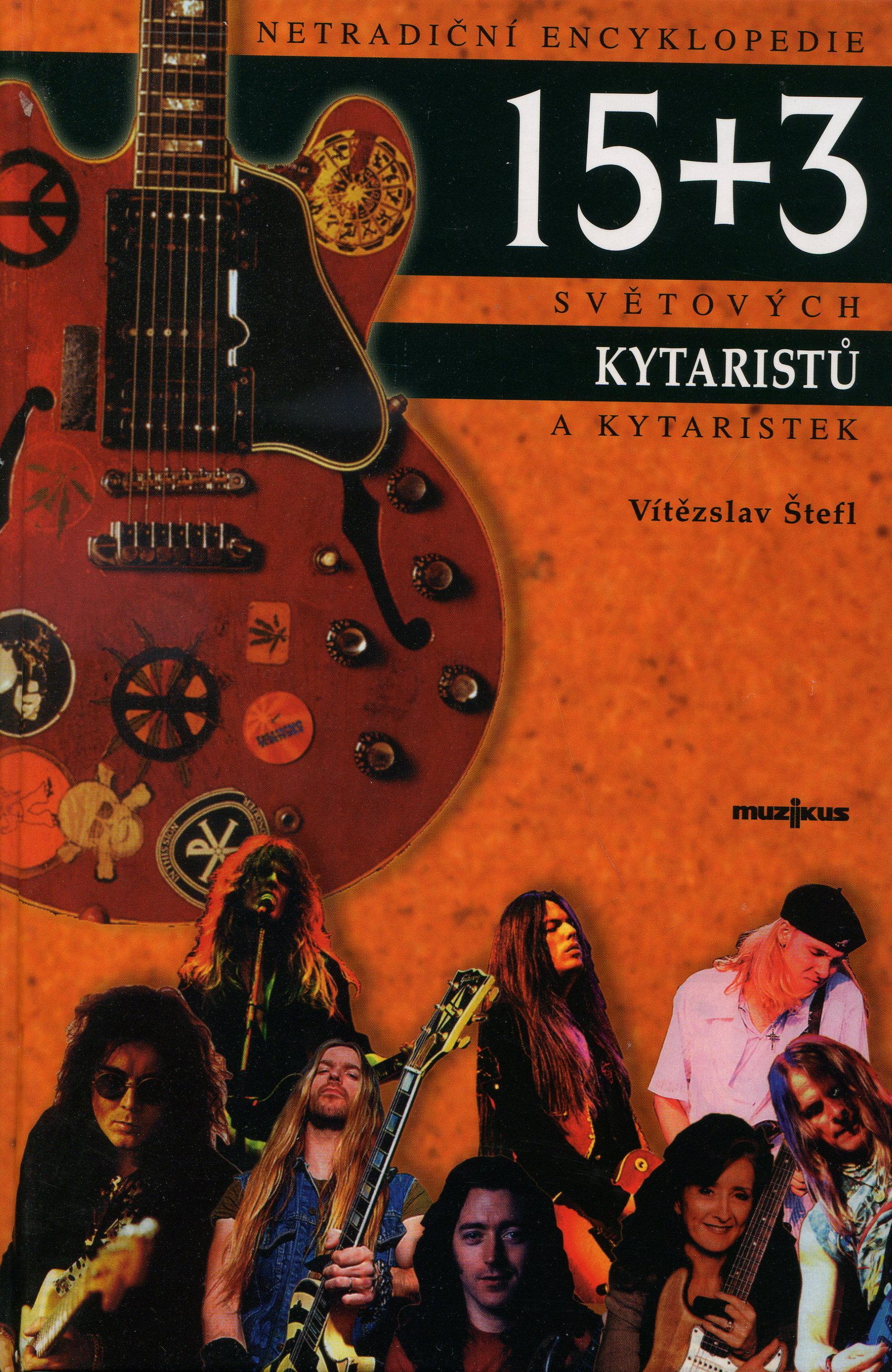 15+3 světových kytaristů a kytaristek