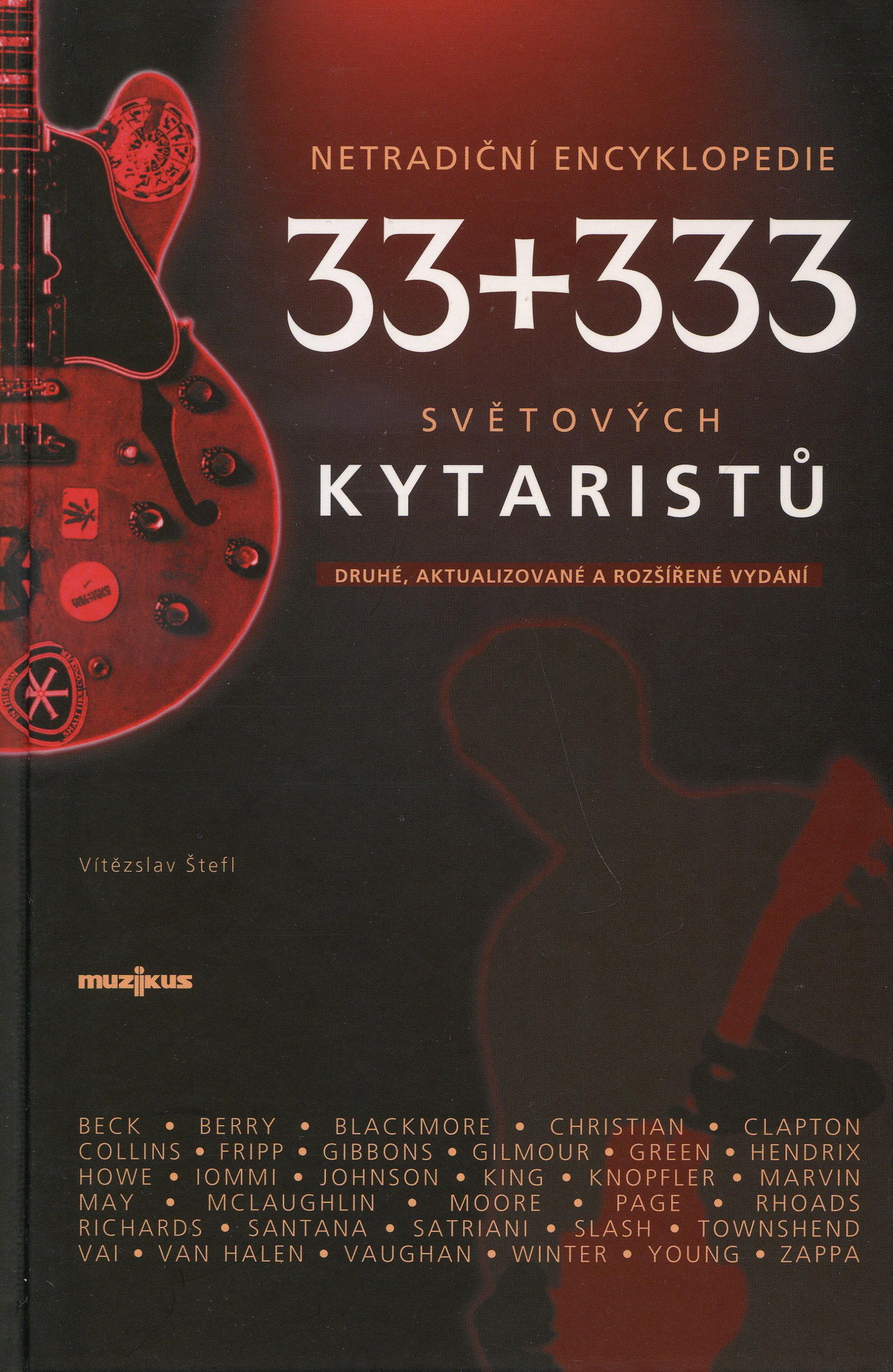 33+333 světových kytaristů