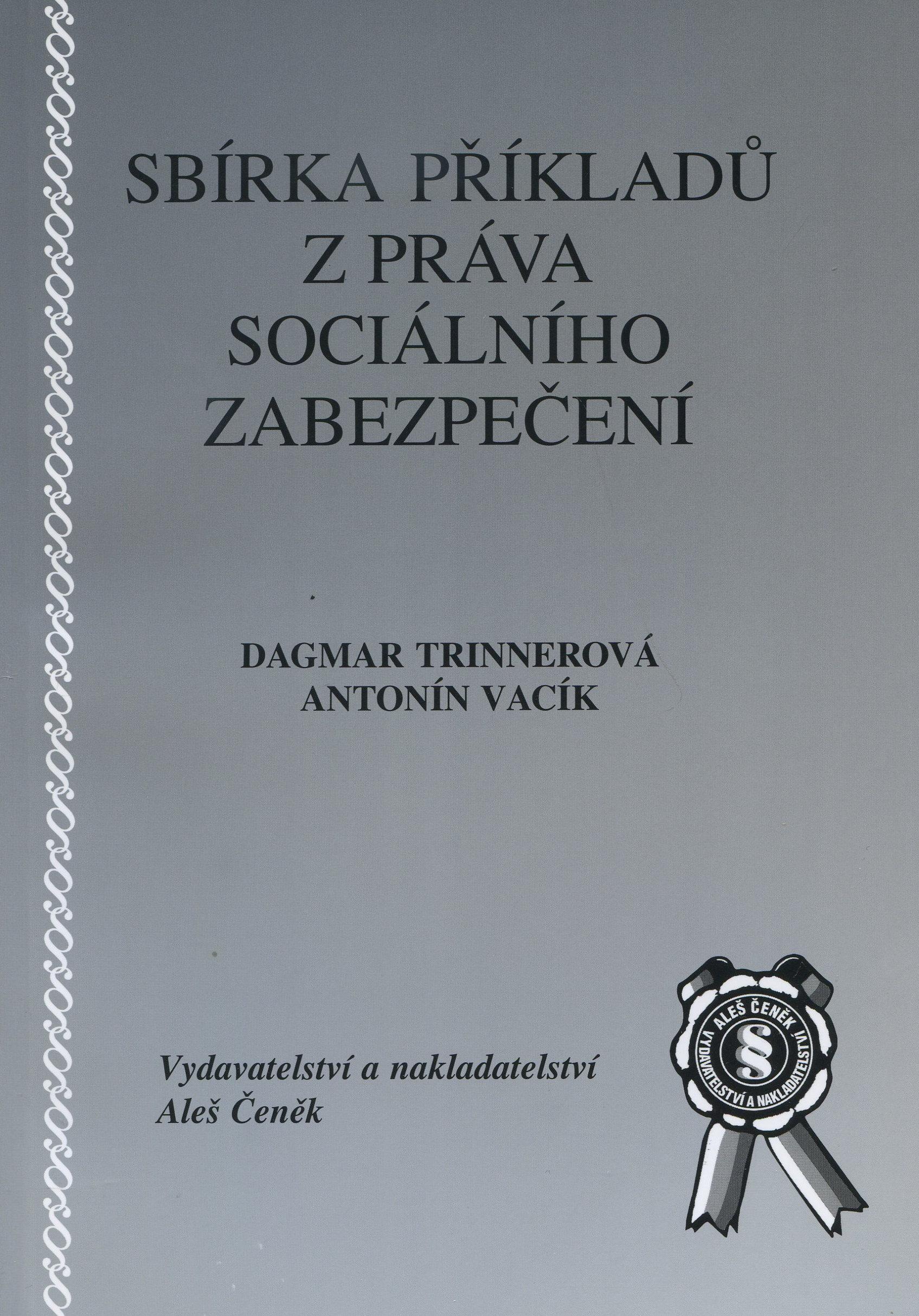 Sbírka příkladů z práva sociálního zabezpečení