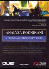 Analýza podnikání s programem Microsoft Excel