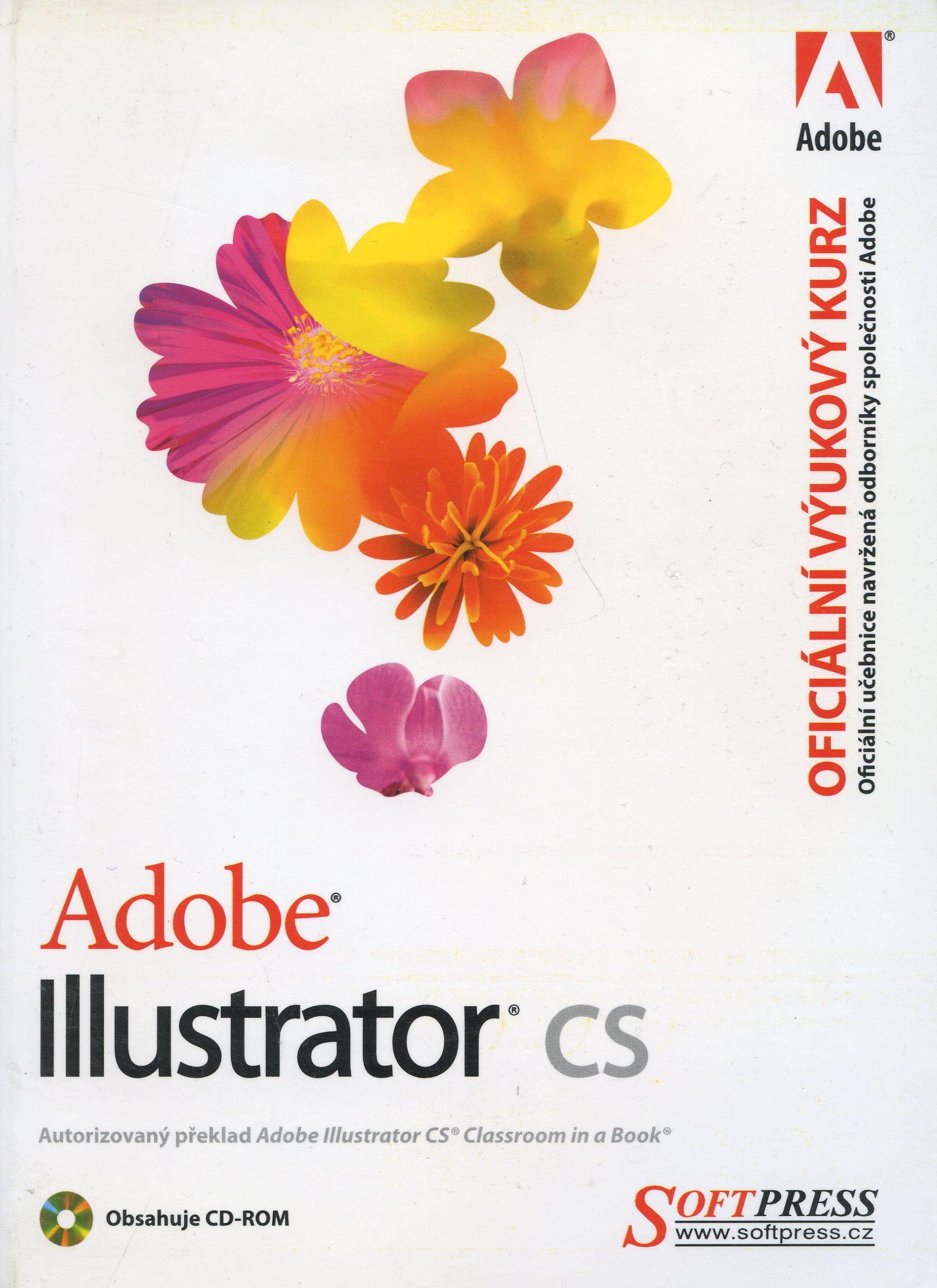 Adobe Illustrator CS – oficiální výukový kurz