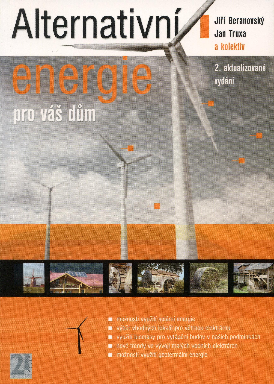 Alternativní energie pro váš dům - 2. vydanie