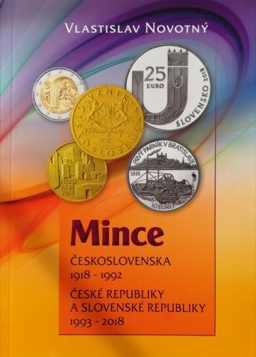 Mince Československa 1918-1992, České republiky a Slovenské republiky 1993-2018