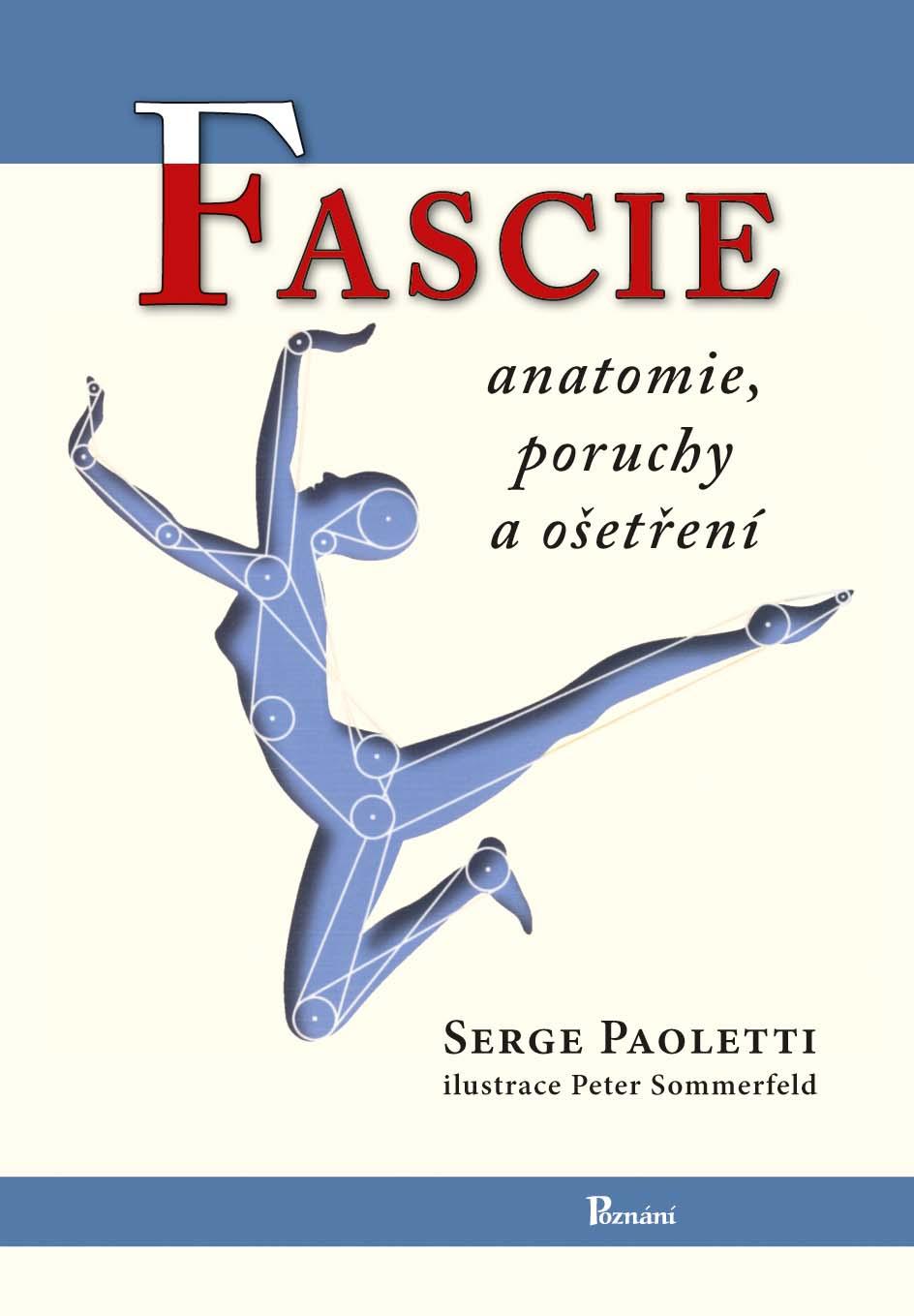 Fascie - anatomie, poruchy a ošetření
