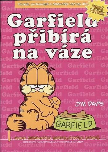 Garfield přibírá na váze - 1. kniha sebraných Garfieldových stripů