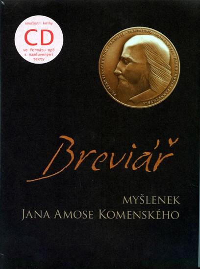 Breviář myšlenek Jana Amose Komenského - 1 x Kniha, 1 x CD