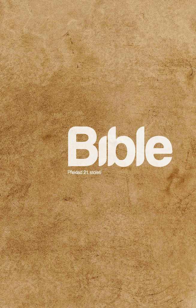Bible (brožovana) - Překlad 21. století