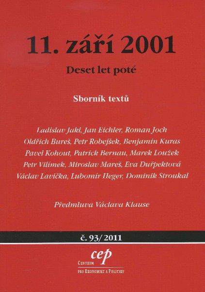 11. září 2001 - Deset let poté
