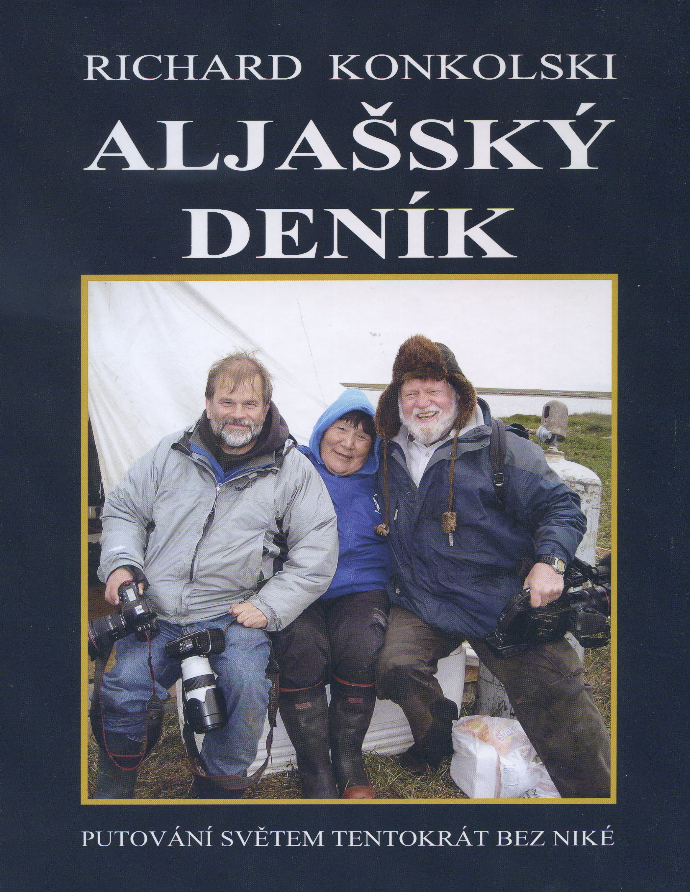 Aljašský deník - Putování světem tentokrát bez Niké