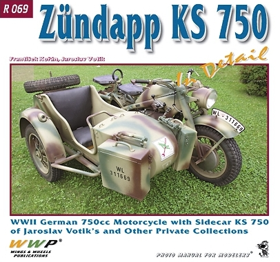 Zündapp KS 750 In Detail