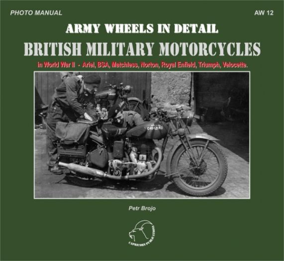 AW 12 - British Military Motorcycles