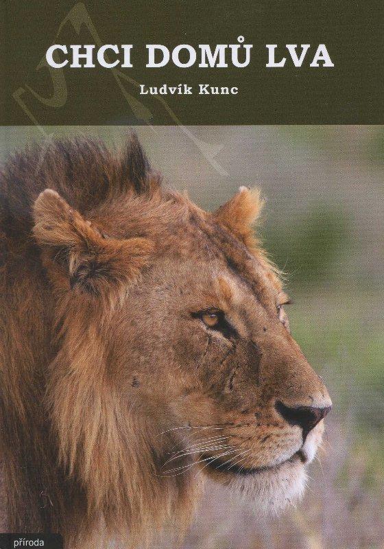 Chci domů lva - 2. vydání
