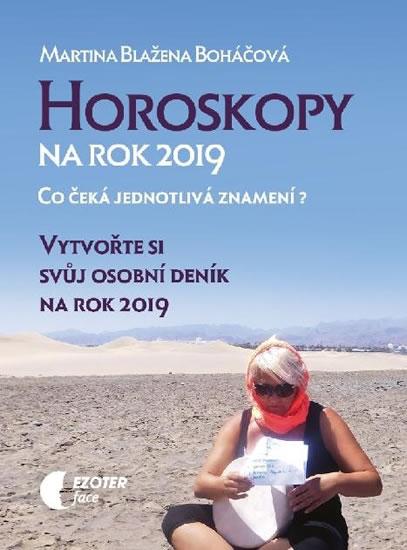 Horoskopy na rok 2019 - Váš osobní deník na rok 2019