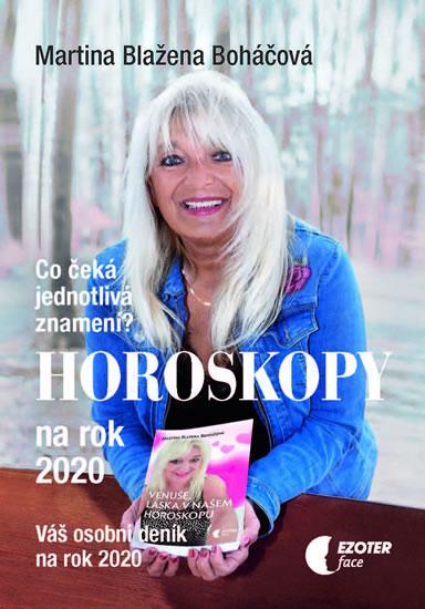 Horoskopy na rok 2020 - Váš osobní deník na rok 2020