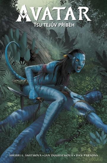 Avatar 1: Tsutejův příběh
