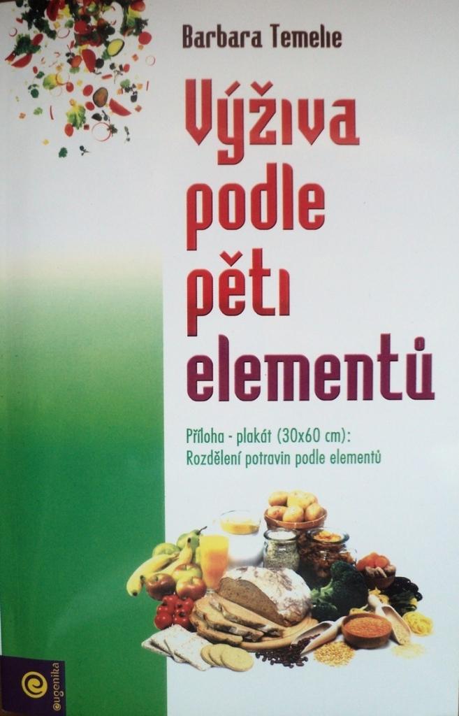 Výživa podle pěti elementů + plakát