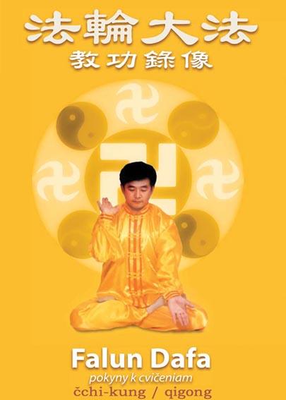Falun DAFA - dvd - DVD s pokynmi pre cvičenia čchi-kungového systému Falun Dafa