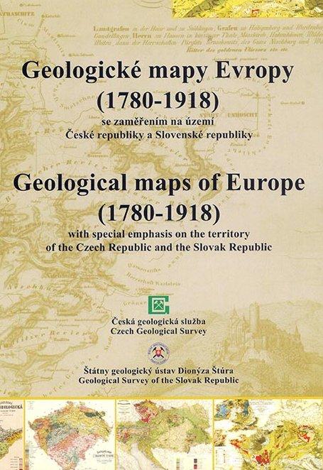 Geologické mapy Evropy (1780 – 1918)