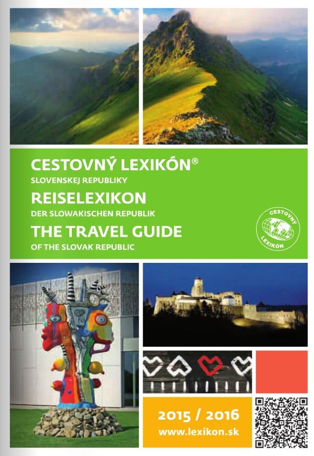 Cestovný lexikón Slovenskej Republiky 2015/2016