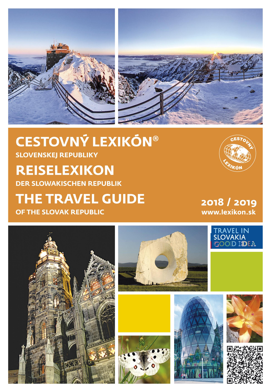 Cestovný lexikón Slovenskej republiky 2018/2019 - Reiselexikon der Slowakischen Republik / The travel quide of the Slovak Republic