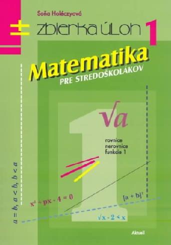 Matematika pre stredoškolákov