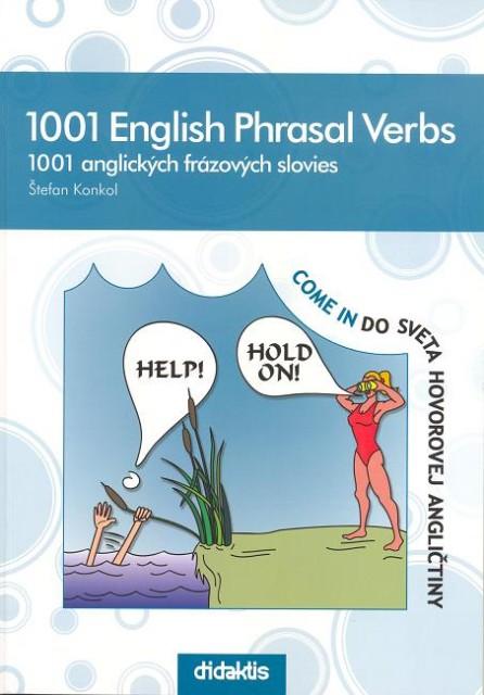 1001 English phrasal verbs - 1001 anglických frázových slovies
