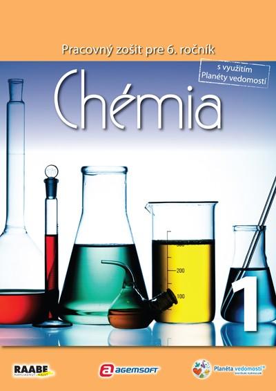 Chémia pre 6. ročník (1. polrok) - Pracovný zošit