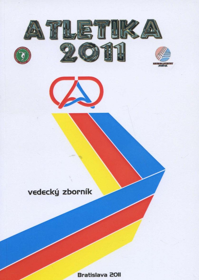 Atletika 2011 - Vedecký zborník