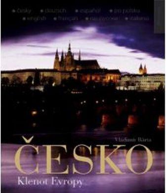 Česko Klenot Európy