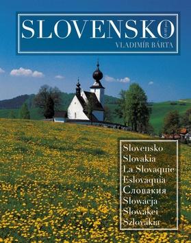 Slovensko - najväčšia kniha o Slovensku