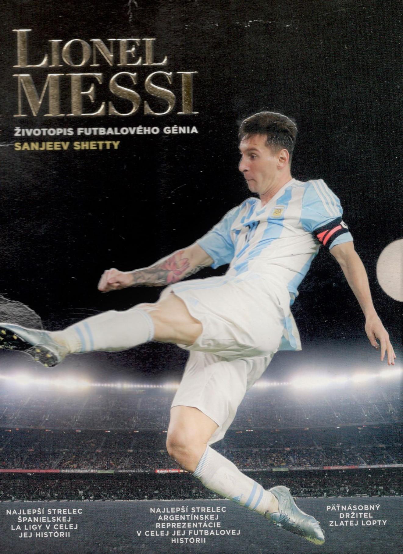 Lionel Messi - Životopis futbalového génia