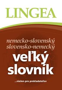 Nemecko-slovenský a slovensko-nemecký veľký slovník