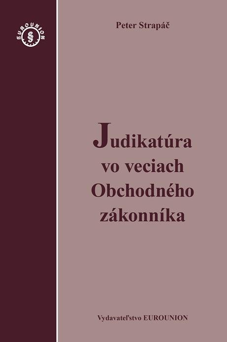 Judikatúra vo veciach Obchodného zákonníka