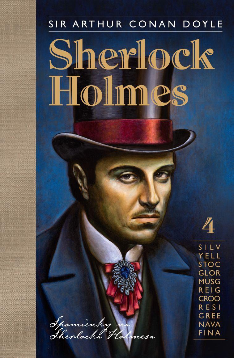 Sherlock Holmes 4 - Spomienky na Sherlocka Holmesa