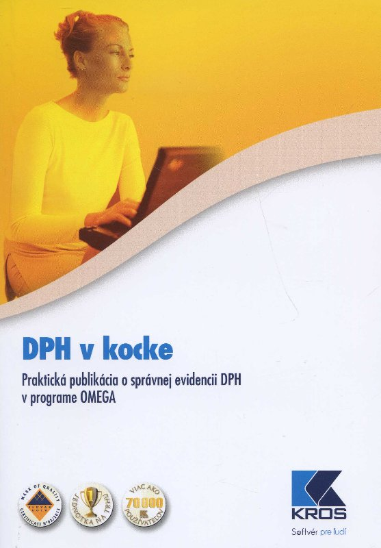 DPH v kocke - praktická publikácia o správnej evidencii DPH v programe OMEGA