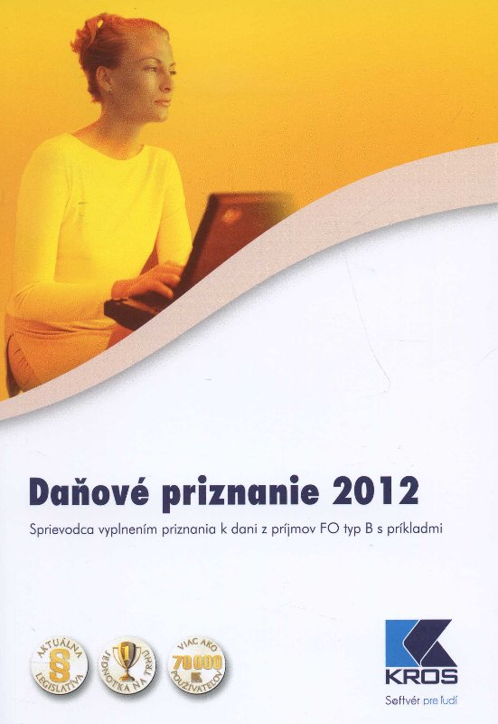 Daňové priznanie 2012