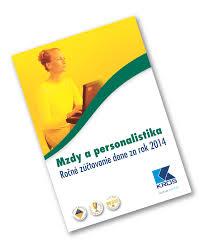 Mzdy a personalistika - Ročné zúčtovanie dane za rok 2014