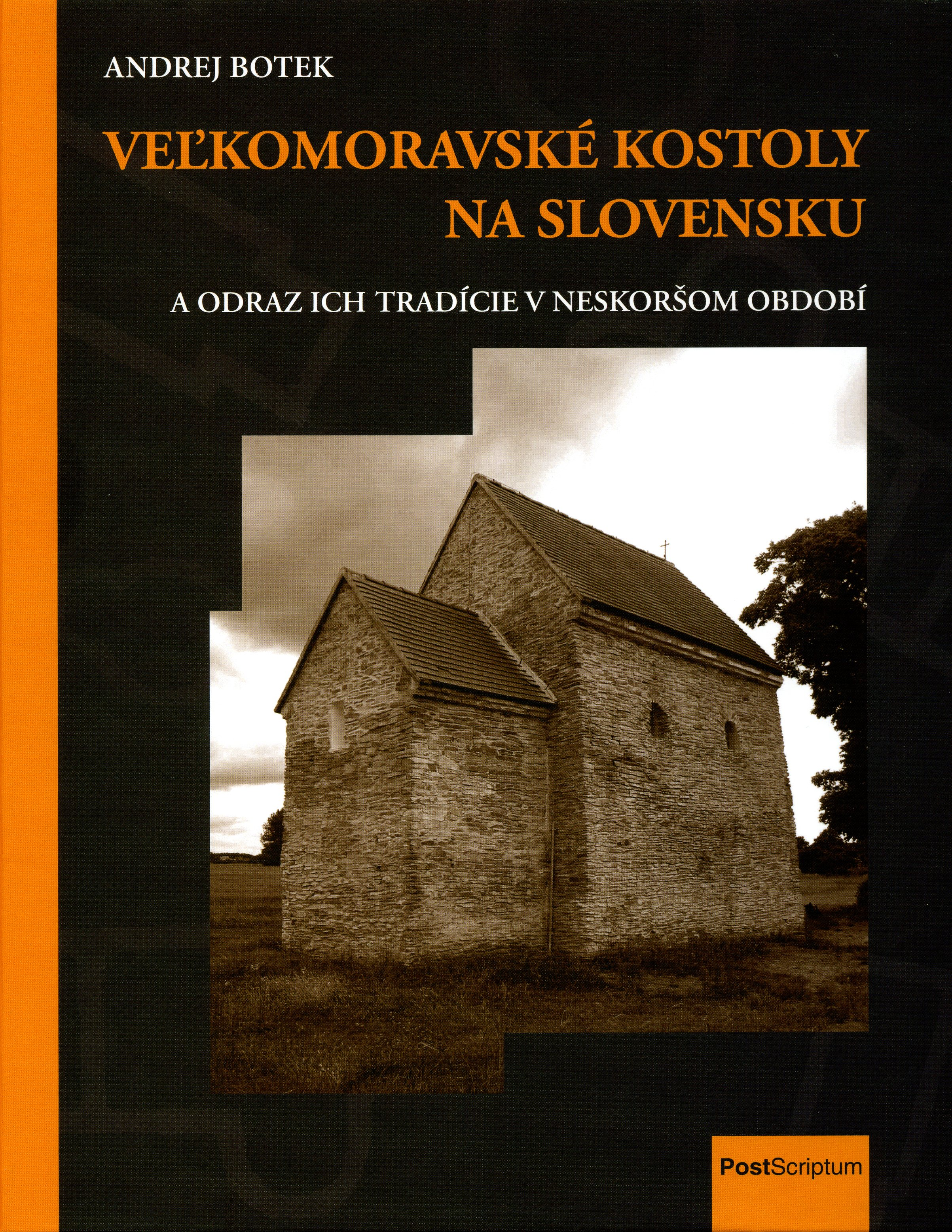 Veľkomoravské kostoly na Slovensku